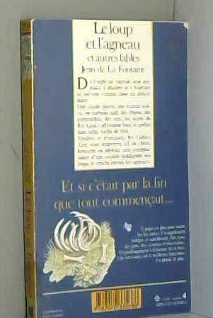 Le Loup Et l'Agneau (French Edition): La Fontaine, Jean