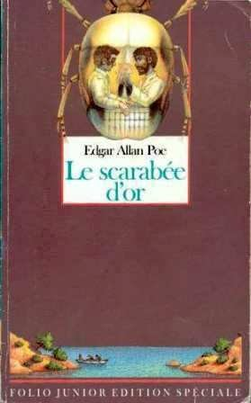 9782070335961: Le scarabee d'or