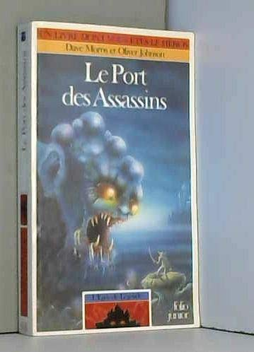 9782070336319: Le Port des assassins