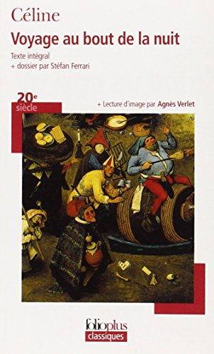 9782070336869: Voyage Au Bout de Nuit (Folio Plus Classique) (English and French Edition)