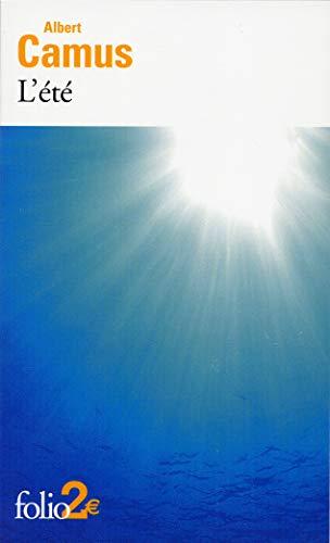 9782070337774: L'été (Folio 2€)