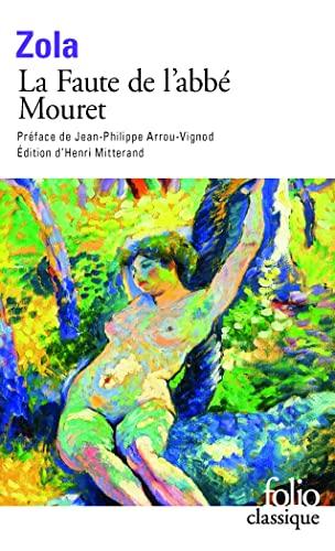 9782070338290: Faute de L ABBE Mouret (Folio (Gallimard)) (French Edition)