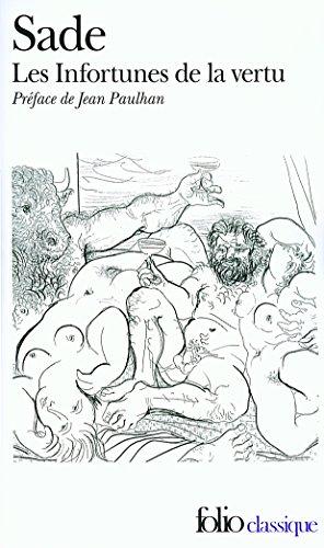 Les Infortunes De La Vertu (French Edition): Marquis de Sade