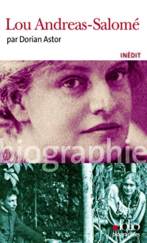 9782070339181: Lou Andreas Salome (Folio Biographies) (English and French Edition)