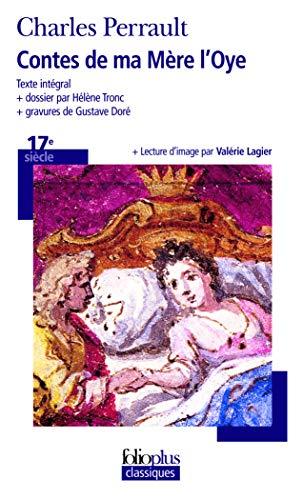 9782070339389: Contes de Ma Mere L Oye (Folio Plus Classique) (French Edition)