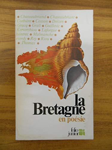 9782070340262: La Bretagne en poésie