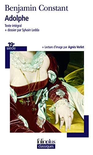 9782070342808: Adolphe (Folio Plus Classique)