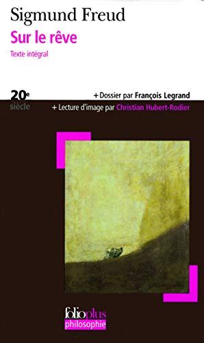 9782070342839: Sur le rêve (Folioplus Philosophie)