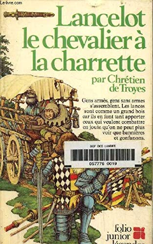 9782070343058: Lancelot, le Chevalier de la Charrette (Folio Junior)