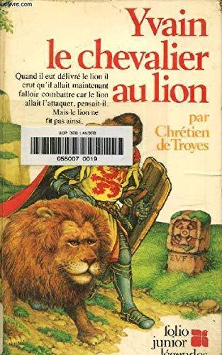 9782070343140: Yvain le chevalier au lion
