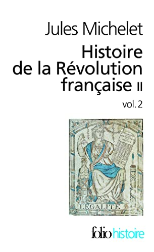 9782070343928: Michelet Hist REV (Folio Histoire) (English and French Edition)