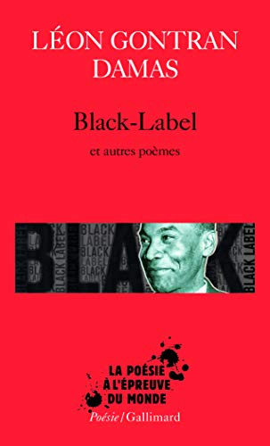 Black Labelgraffitipoèmes Nègres De Léon Gontran Damas