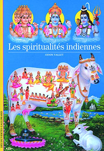 9782070344222: Decouverte Gallimard: Les Spiritualites Indiennes (French Edition)