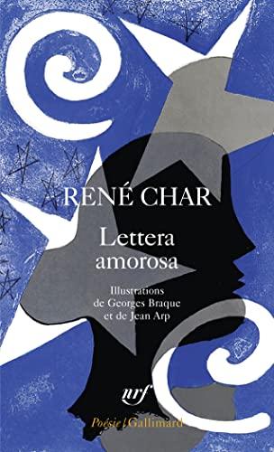 Lettera amorosa/Guirlande terrestre Char,René; Arp,Jean and Braque,Georges