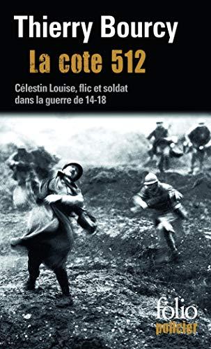 9782070344437: Cote 512 (Folio Policier) (French Edition)
