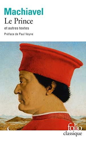 Le Prince Machiavel,Nicolas; Veyne,Paul and Gohory,Jacques