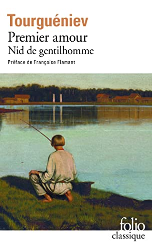 9782070344888: Premier Amour (Folio (Gallimard)) (English and French Edition)