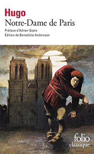 9782070345830: Notre Dame de Paris (Folio (Gallimard)) (French Edition)