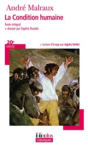 9782070346103: La Condition humaine (Folioplus classiques)