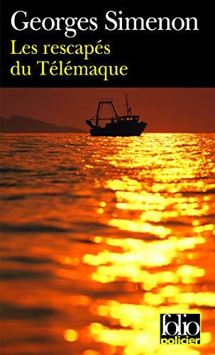 RESCAPÉS DU TÉLÉMAQUE (LES) N.E.: SIMENON GEORGES
