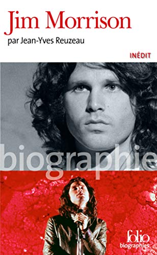 9782070346844: Jim Morrison (Folio biographies)