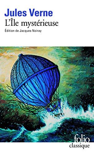 L'Île mystà rieuse [Mass Market Paperback] [Aug: Jules Verne
