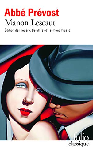 9782070348329: Manon Lescaut (French Edition)
