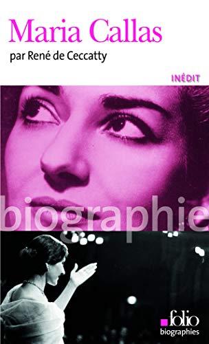 9782070348558: Maria Callas (Folio Biographies)