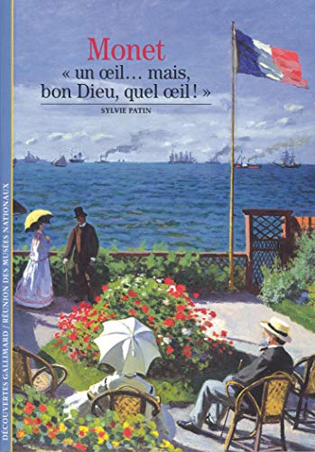 9782070348787: Decouverte Gallimard: Monet (French Edition)