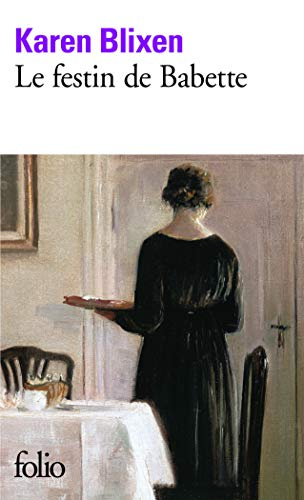 9782070349333: Le festin de Babette et autres contes (Folio) (French Edition)
