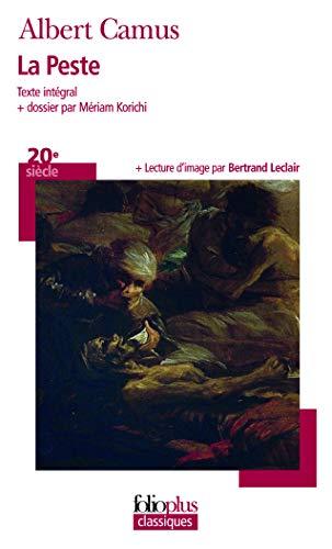 9782070349579: La Peste (Folio Plus Classique) (French Edition)