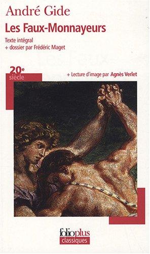 9782070349609: Les faux-monnayeurs (Folioplus classiques)
