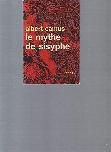9782070350018: Le mythe de Sisyphe