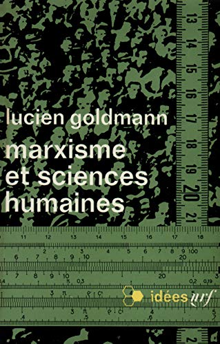 9782070352289: Marxisme Et Sciences (Idees) (English and French Edition)