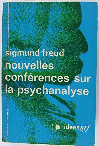 9782070352470: Nouvelles conferences sur la psychanalyse