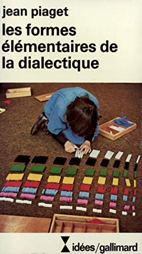 9782070354276: Formes Element de Diale (Idees) (English and French Edition)