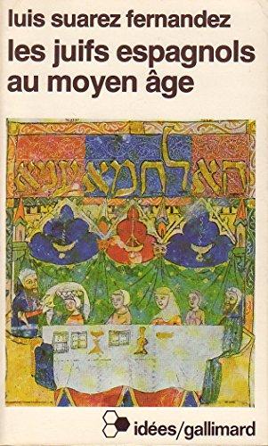 9782070354825: Les Juifs espagnols au Moyen âge