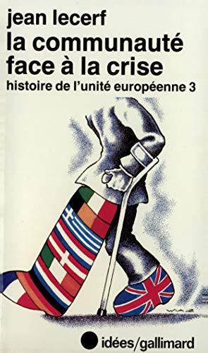 La communauté face à la crise. Histoire: Jean Lecerf (1918-2012)