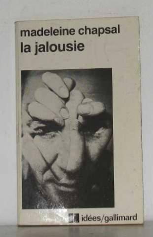 9782070355037: La Jalousie