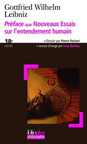9782070355174: Preface Aux Nouv Essais (Folio Plus Philosophie) (French Edition)