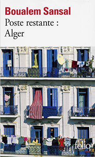 9782070355501: Poste Restante: Alger (Folio) (French Edition)
