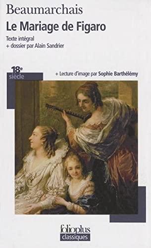 9782070355761: Mariage de Figaro (Folio Plus Classique) (French Edition)