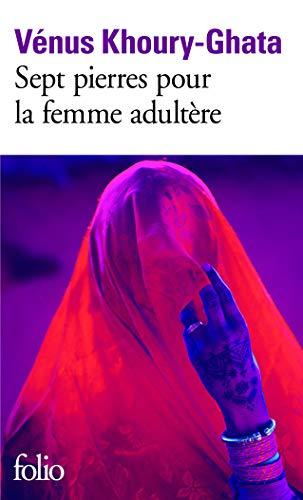 9782070356911: Sept Pierres Pour Fem Ad (Folio) (French Edition)