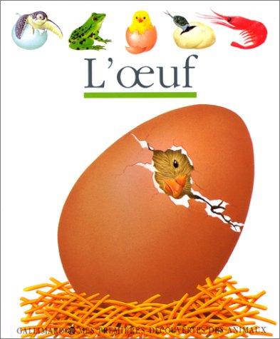 9782070357109: L'oeuf