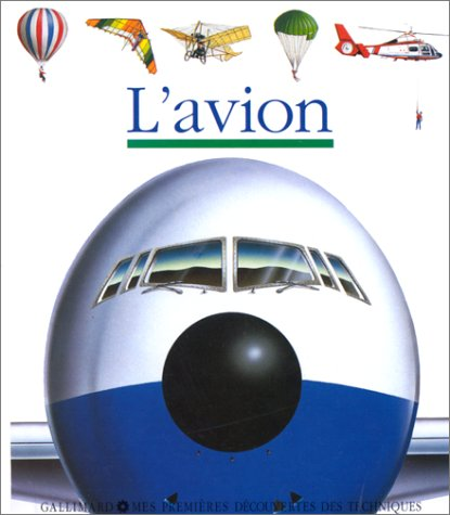 9782070357253: L'Avion