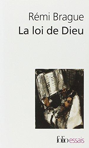 9782070357901: La Loi de Dieu: Histoire philosophique d'une alliance