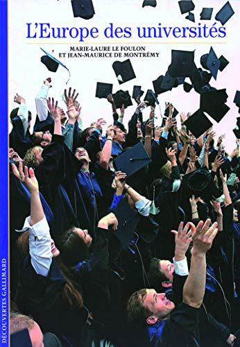 L'Europe des universités: Marie-Laure Le Foulon;