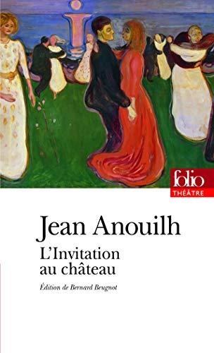 9782070358045: L'Invitation Au Chateau (French Edition)
