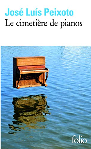9782070359288: Cimetiere de Pianos (Folio) (French Edition)