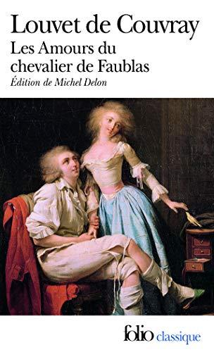 9782070359394: Les Amours du chevalier de Faublas (Folio Classique)
